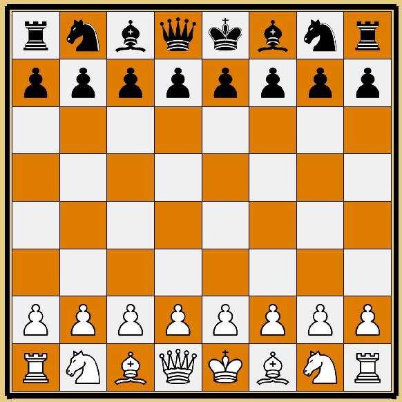 شبیه سازی بازی شطرنج با متلب